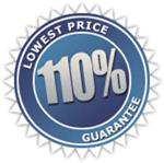 Click to see the greatest 110% Guarantee OUT THERE!