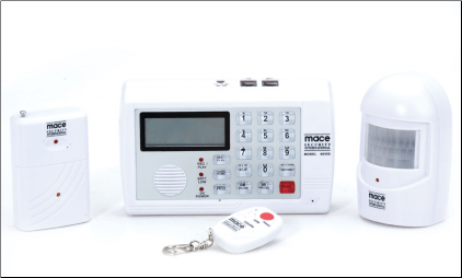 Alarm Systems & Locks